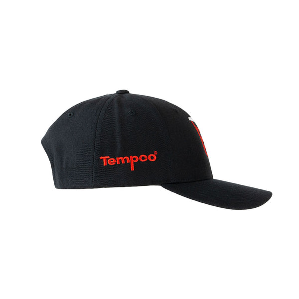 Tempco USA Iron Feather Snapback Hat - TCPA20 - Tempco Clothing