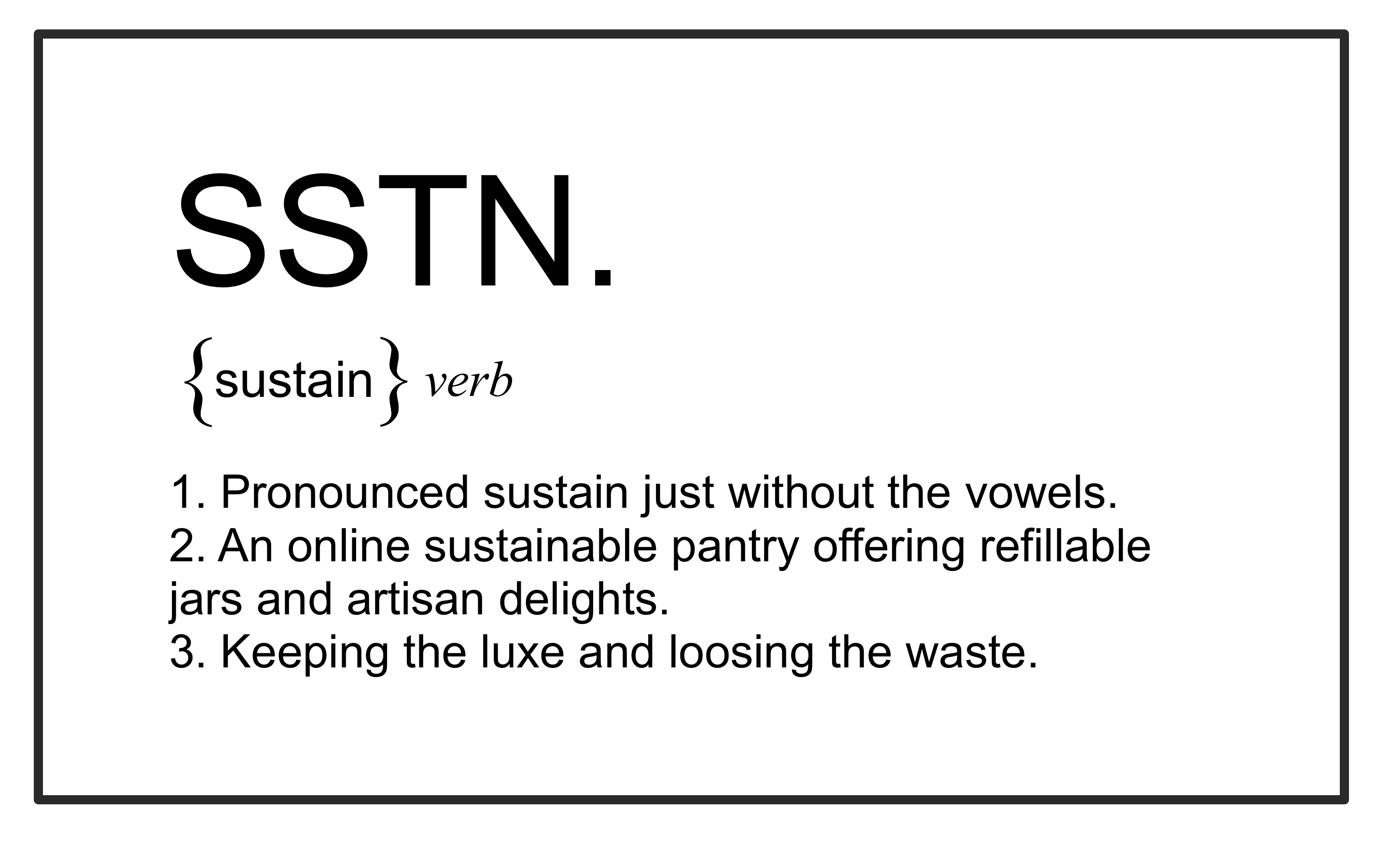 sustain dictionary meaning