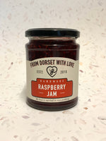 From Dorset with Love Raspberry Jam