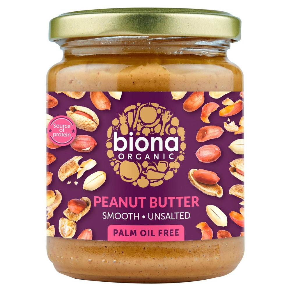 Biona Organic Peanut Butter Smooth