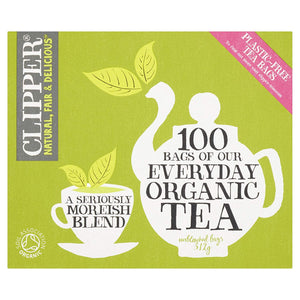 Clipper Organic Everyday Teabags