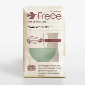 Load image into Gallery viewer, Doves Farm Gluten Free Plain Flour 1kg