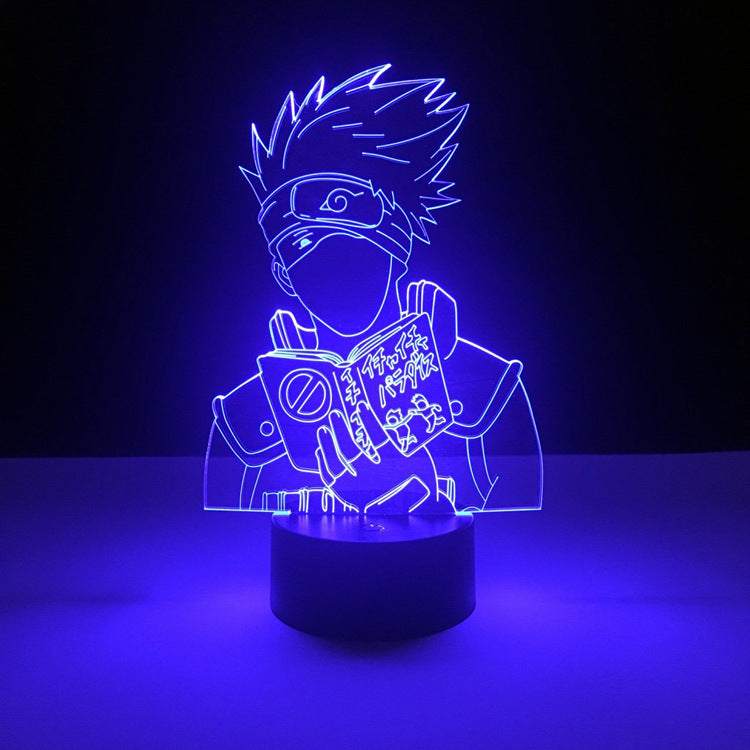 KAKASHI 3D LED Night Lamp