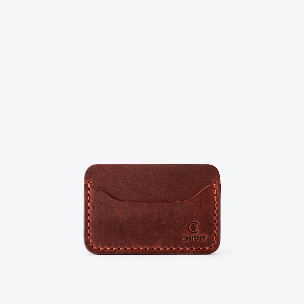 Single Chocolatte 3 Slot Card Wallet