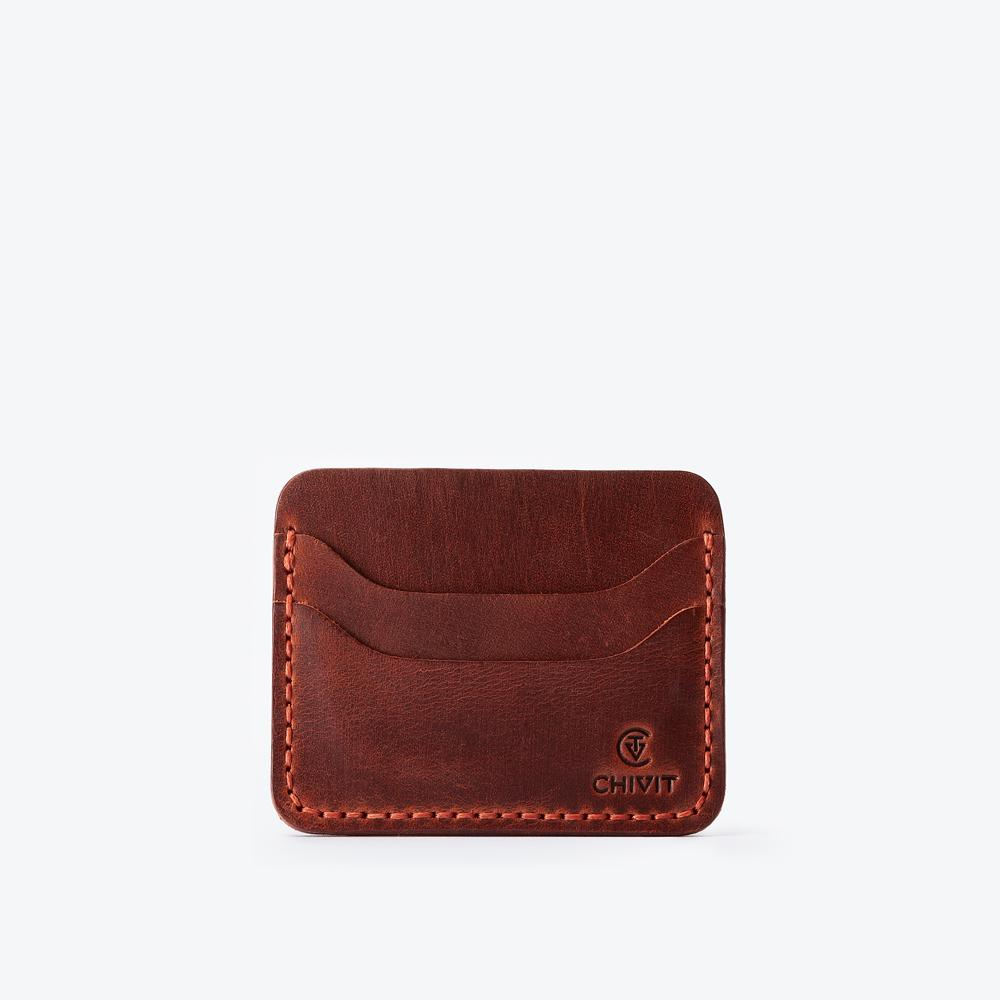 Double Chocolatte 5 Slot Card Wallet