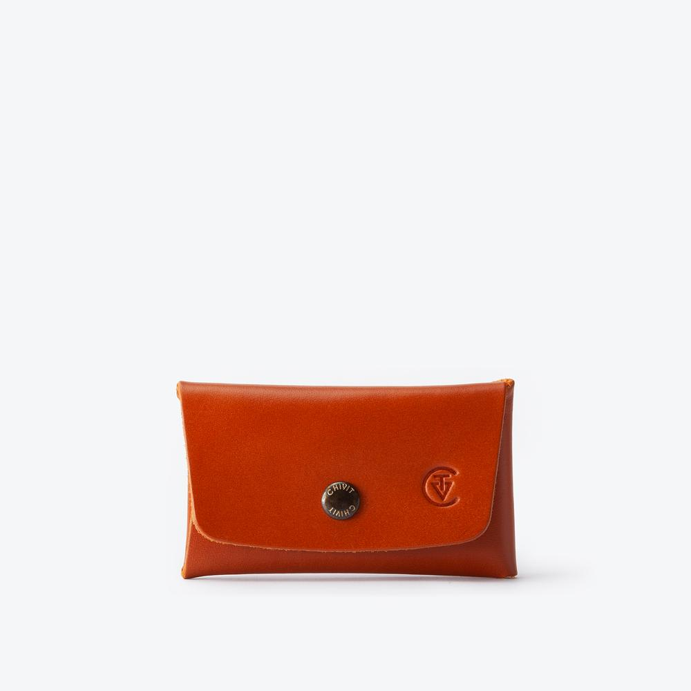 Double Closure Wallet
