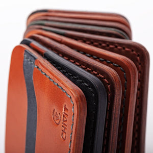Forest Wind 5 Slot Card Wallet