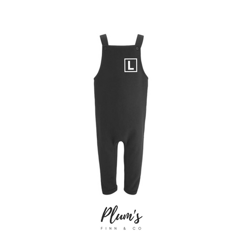 """L"" Dungarees"
