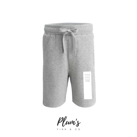 """Alfie"" Cotton Shorts"
