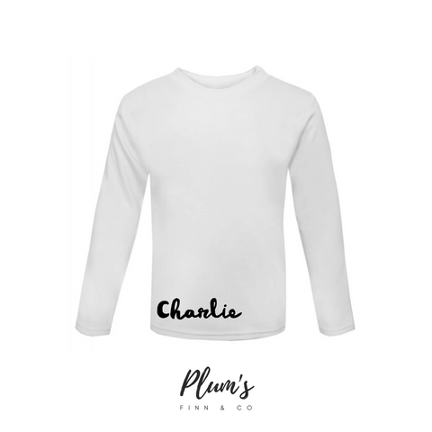 """Charlie"" Long Sleeve Top"
