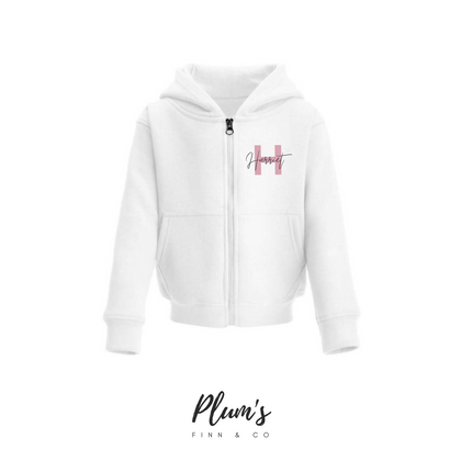 """Harriet"" Zip Up Hoodie"