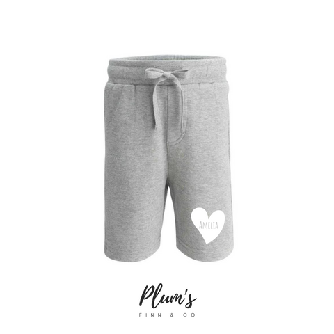 """Amelia"" Cotton Shorts"