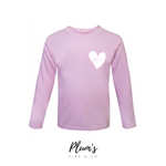 """Amelia"" Long Sleeve Top"
