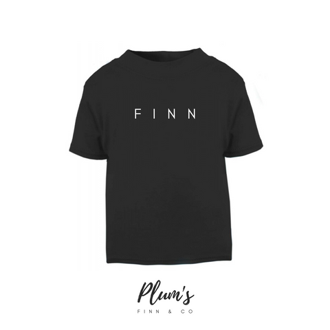 """Finn"" Short Sleeve T-Shirt"