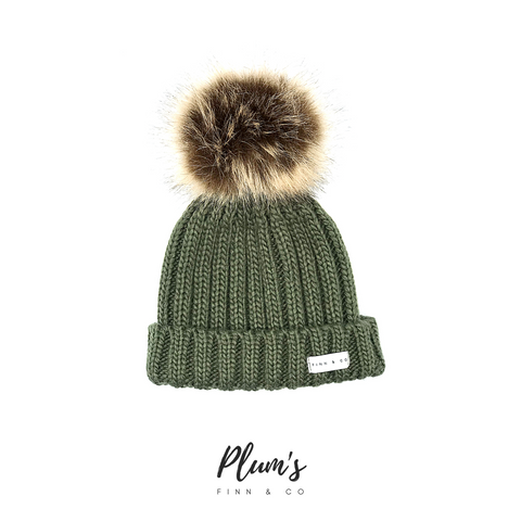 Finn & Co Knitted Beanie