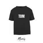 """Tom"" Short Sleeve T-Shirt"