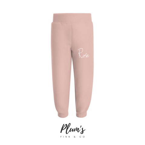 """Rose"" Joggers"