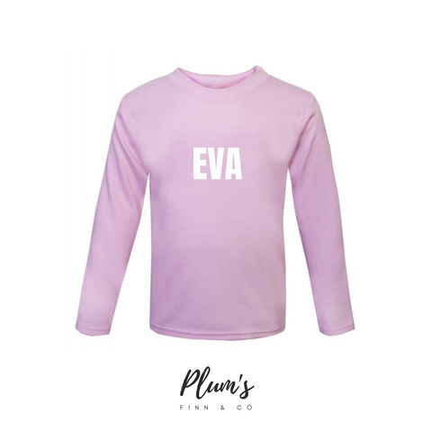 """Eva"" Long Sleeve Top"