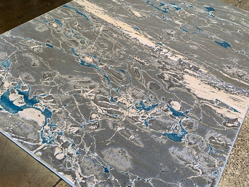 Willa - Contemporary Modern Abstract Designer Affordable Area Rug