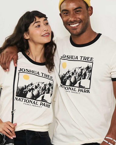 Joshua Tree Photo Ringer Tee JT01013