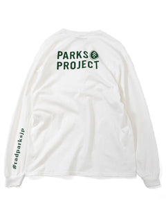 PARKS PROJECT LOGO LONG SLEEVE TEE|21SS-006