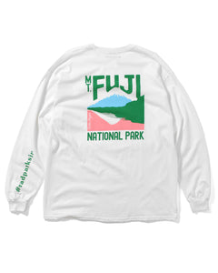 PARKS PROJECT MT FUJI LONG SLEEVE TEE|21SS-008
