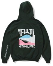 Load image into Gallery viewer, PARKS PROJECT MT FUJI HOODIE|21SS-011