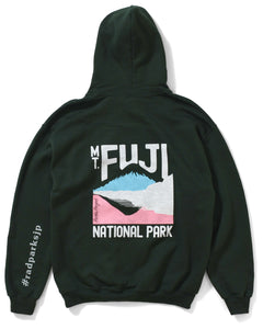 PARKS PROJECT MT FUJI HOODIE|21SS-011