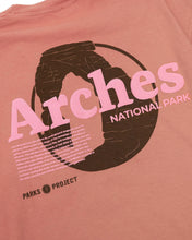 Load image into Gallery viewer, PARKS PROJECT Arches Puff Print Pocket Tee | AS001002