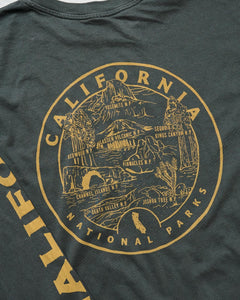 California Np Roundup LS Tee TC07005