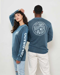 Colorado Np Roundup LS Tee TC07002