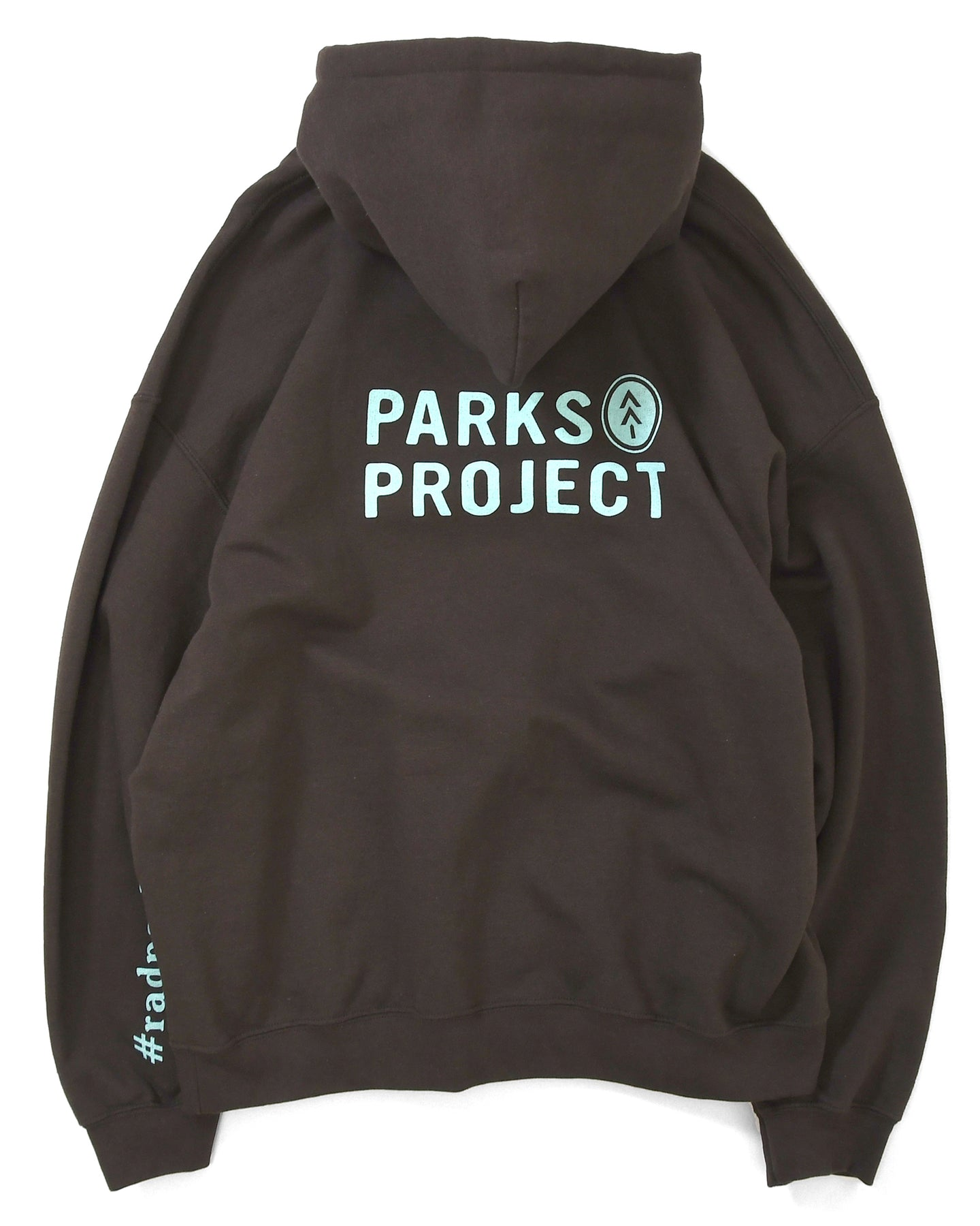PARKS PROJECT LOGO HOODIE|21SS-013