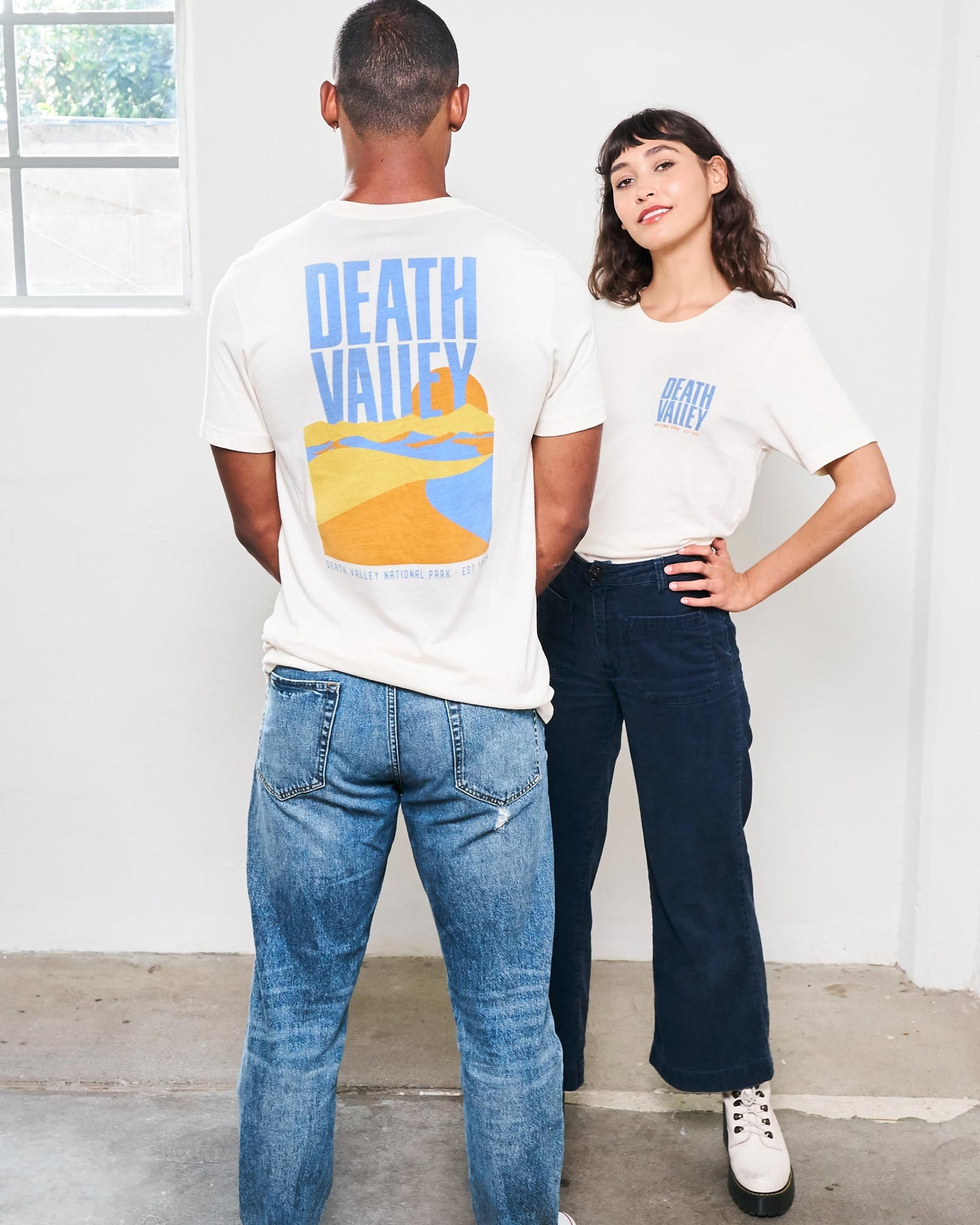Death Vally Dunes Tee DV01003