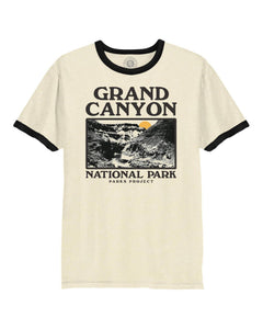Grand Canyon Photo Ringer Tee GC01009