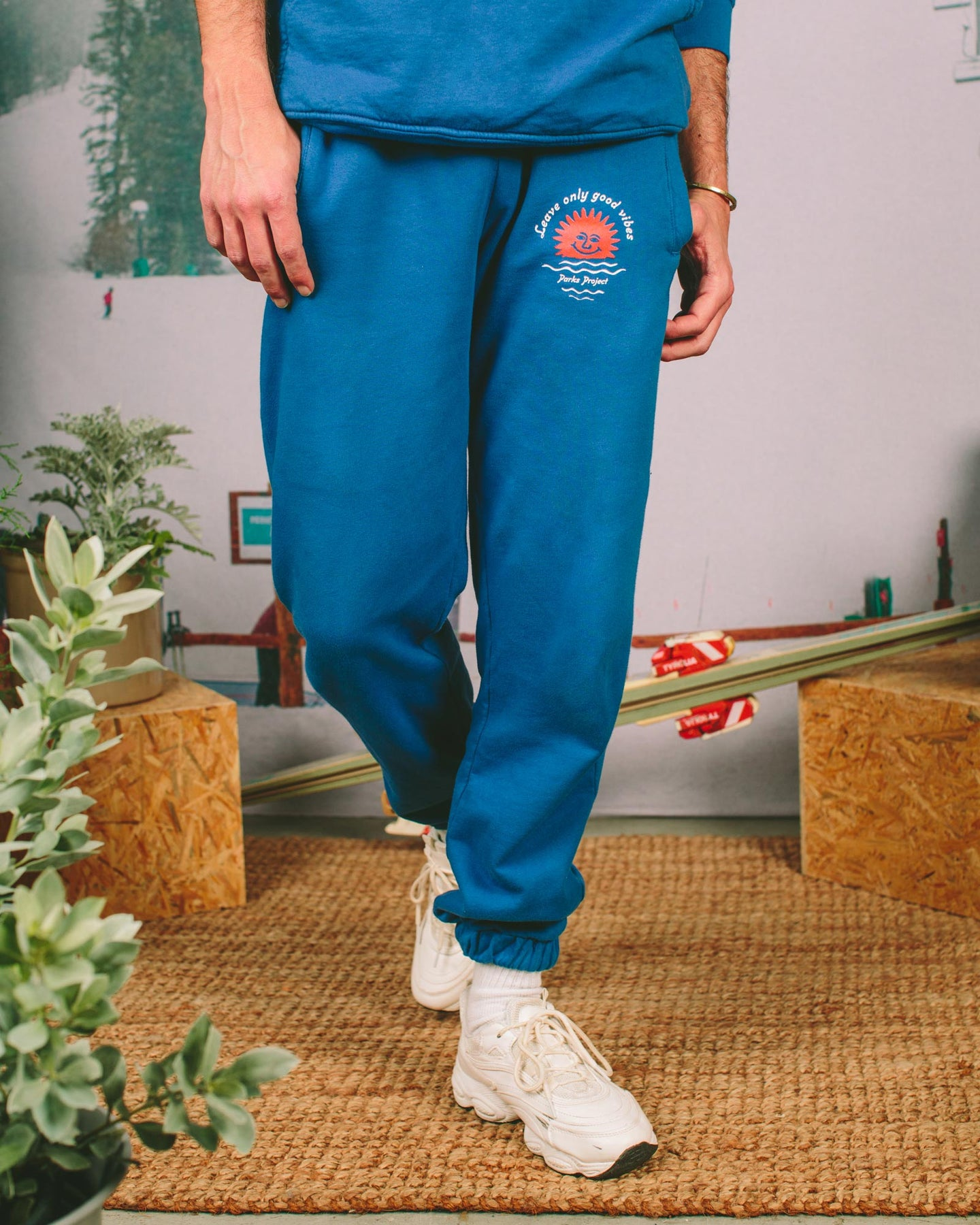 PARKS PROJECT Happy Sunset Joggers | PP014003