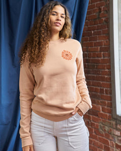 PARKS PROJECT LEAVE IT BETTER SMILIN SUN CREWNECK|PP007002