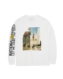 PARKS PROJECT Let Me Count The Ways Long Sleeve Tee | AP002008