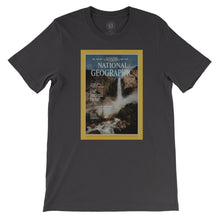 画像をギャラリービューアに読み込む, National Geographic X Parks Project Nat Geo Vintage Magazine Cover Tee NG01002
