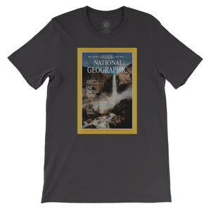 National Geographic X Parks Project Nat Geo Vintage Magazine Cover Tee NG01002