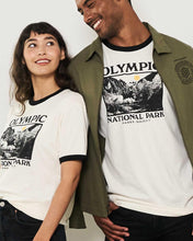 Load image into Gallery viewer, Olympic Photo Ringer Tee OL01004
