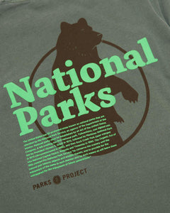 PARKS PROJECT Our National Parks Puff Print Pocket Tee| AP001010