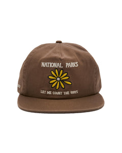 Parks Let Me Count the Ways 5 Panel Hat PP301009