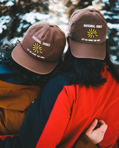 PARKS PROJECT Parks Let Me Count the Ways 5 Panel Hat PP301009