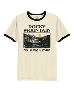 Rocky Mountain Photo Ringer Tee RM01008