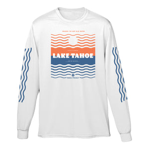 PARKS PROJECT Preserve The Tahoe Deep Blue L/S Tee SP20-29