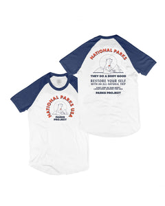 PARKS PROJECT National Parks Body Shop Tee TCR01001