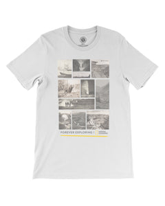National Geographic X Parks Project Nat Geo Cover Collage Tee SP20-84