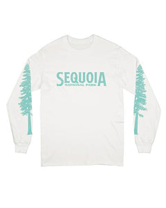 PARKS PROJECT Sequoia Big One Long Sleeve Tee SQ070001