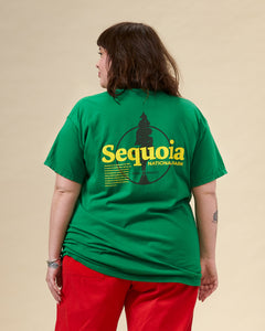 PARKS PROJECT Sequoia Puff Print Pocket Tee | SQ001004