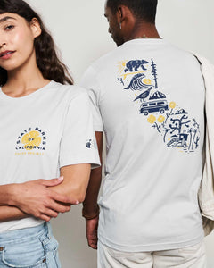 State Parks Of California Tee TC01064